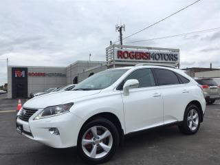 Used 2013 Lexus RX 350 AWD - LEATHER - SUNROOF - REVERSE CAM for sale in Oakville, ON