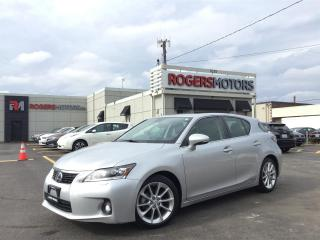 Used 2013 Lexus CT 200h - NAVI - LEATHER - SUNROOF for sale in Oakville, ON