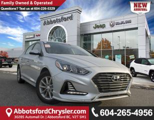 Used 2018 Hyundai Sonata GLS *ACCIDENT FREE* for sale in Abbotsford, BC