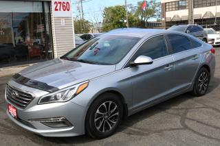 Used 2015 Hyundai Sonata GLS Camera, Alloys, No Accidents for sale in Toronto, ON