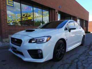 Used 2015 Subaru WRX Sport-tech Package Navi, Harman/Kardon for sale in Woodbridge, ON