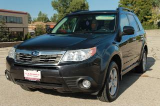 Used 2009 Subaru Forester 2.5 X Touring Package Sunroof | Heated Seats | CERTIFIED for sale in Waterloo, ON