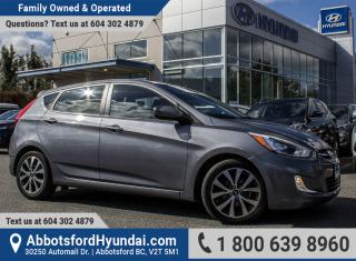 Used 2017 Hyundai Accent SE ACCIDENT FREE for sale in Abbotsford, BC