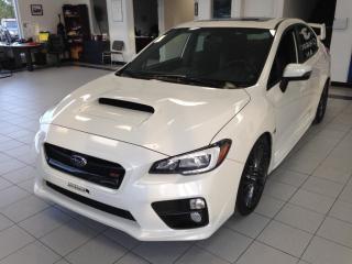 Used 2016 Subaru WRX STI Sti Ltd C. Diff for sale in Sherbrooke, QC