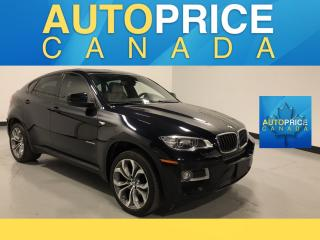 Used 2014 BMW X6 xDrive35i MOONROOF|NAVIGATION|LEATHER for sale in Mississauga, ON