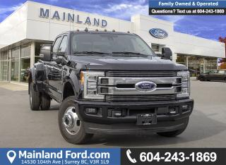 New 2019 Ford F-350 Limited for sale in Surrey, BC