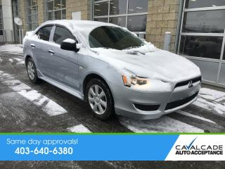 Used 2014 Mitsubishi Lancer DE for sale in Calgary, AB