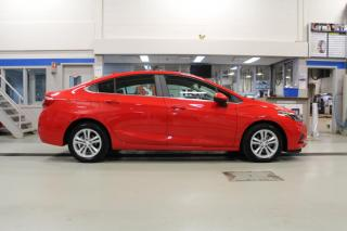 Used 2016 Chevrolet Cruze 4dr Sdn Lt for sale in Québec, QC