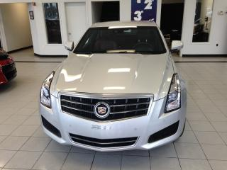 Used 2014 Cadillac ATS 2.0L Turbo Luxury for sale in Sherbrooke, QC
