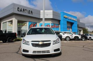 Used 2012 Chevrolet Cruze 4dr Sdn Ls+ 1sb for sale in Québec, QC