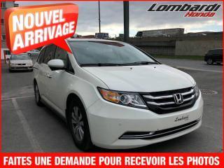 Used 2015 Honda Odyssey EX-L*RES*CUIR+DÉMARRAGE SANS CLÉ* for sale in Montréal, QC