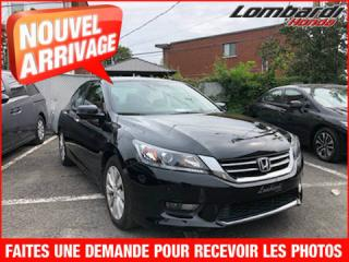 Used 2015 Honda Accord EX-L*TOIT OUVRANT +MAG++++* for sale in Montréal, QC