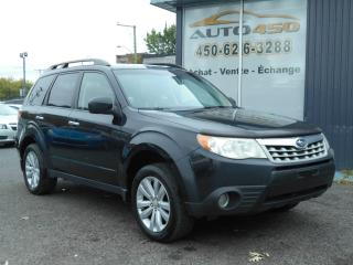 Used 2011 Subaru Forester ***TOURING,TOIT PANO,MAGS*** for sale in Longueuil, QC