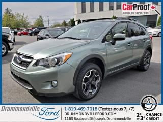 Used 2015 Subaru XV Crosstrek 2.0i 5 portes TVC avec groupe tourisme for sale in Drummondville, QC