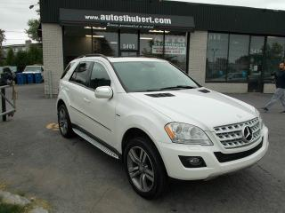 Used 2009 Mercedes-Benz ML 320 BlueTEC 4MATIC for sale in St-hubert, QC