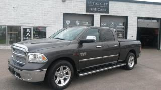 Used 2014 RAM 1500 Longhorn LIMITED for sale in Guelph, ON