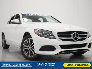 Used 2015 Mercedes-Benz C 300 C 300 AWD A/C BANC for sale in Vaudreuil-Dorion, QC