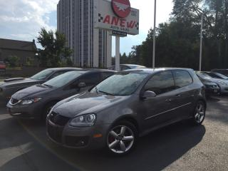 Used 2007 Volkswagen GTI Turbo for sale in Cambridge, ON