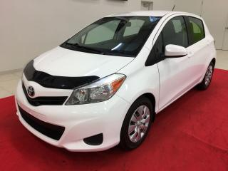 Used 2014 Toyota Yaris Le Bluetooth Le for sale in Cowansville, QC