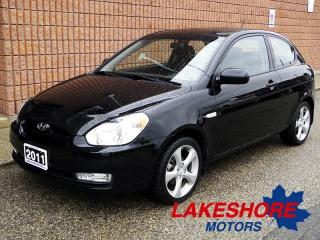 Used 2011 Hyundai Accent GL Sport Package   CERTIFIED   AUTO for sale in Waterloo, ON