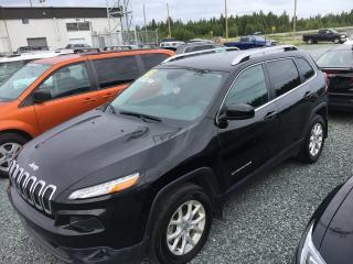 Used 2018 Jeep Cherokee North AWD D for sale in Val-D'or, QC