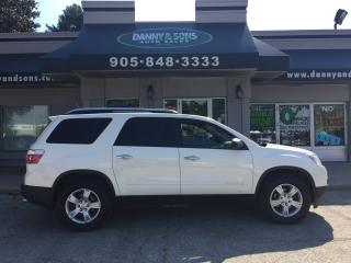 Used 2008 GMC Acadia SLE for sale in Mississauga, ON