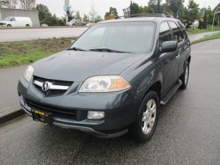 Used 2005 Acura MDX Touring for sale in Surrey, BC