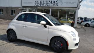 Used 2014 Fiat 500 Sport for sale in Mono, ON