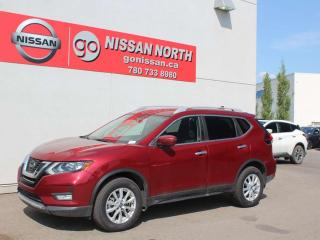 New 2018 Nissan Rogue SV AWD / PANO ROOF / BACKUP CAM / AUTO LIGHTS for sale in Edmonton, AB