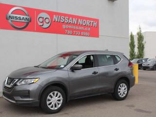 New 2018 Nissan Rogue S / AWD / HEATED SEATS / BACKUP CAM for sale in Edmonton, AB