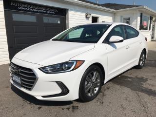 Used 2017 Hyundai Elantra GLS for sale in Kingston, ON