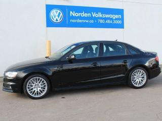 Used 2015 Audi A4 Komfort plus for sale in Edmonton, AB