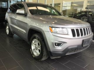 Used 2016 Jeep Grand Cherokee LAREDO, ACCIDENT FREE, KEYLESS ENTRY for sale in Edmonton, AB