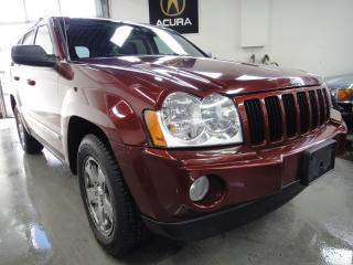 Used 2007 Jeep Grand Cherokee Laredo,4X4,ALL SERIVEC RECORDS,NO ACCIDENT for sale in North York, ON