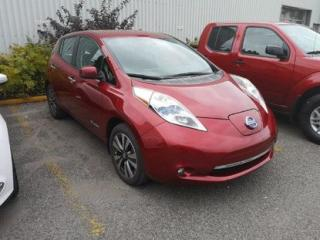 Used 2015 Nissan Leaf Sl Mags Cuir for sale in Brossard, QC
