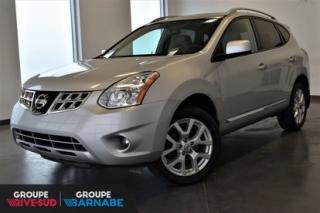 Used 2012 Nissan Rogue SL AWD CUIR for sale in Brossard, QC