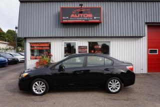 Used 2014 Subaru Impreza AWD for sale in Lévis, QC