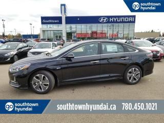 New 2018 Hyundai Sonata Hybrid GLS - 2.0L PANORAMIC SUNROOF/COLOUR TOUCHSCREEN for sale in Edmonton, AB