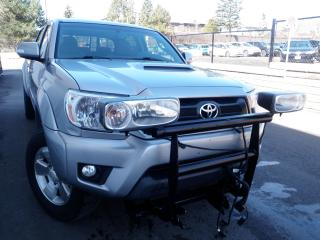 Used 2015 Toyota Tacoma MONEY MAKER !!OFF ROAD SPORT TRD HAS PLOW OPTION for sale in Toronto, ON