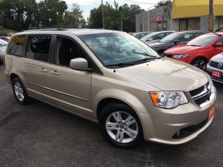 Used 2013 Dodge Grand Caravan Crew Plus for sale in Scarborough, ON