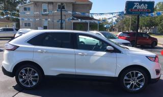 Used 2015 Ford Edge Titanium for sale in Dunnville, ON