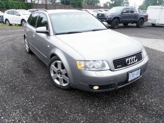 Used 2005 Audi RS 4 NEW CLUTCH/NEW BRAKES /NEW TIRES 1.8T for sale in Toronto, ON