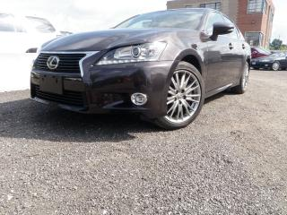 Used 2015 Lexus GS 350 PACKAGE  SPORT AWD 29000KM for sale in Toronto, ON