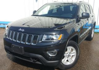 Used 2016 Jeep Grand Cherokee LAREDO 4x4 for sale in Kitchener, ON