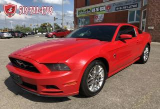 Used 2014 Ford Mustang 3,7L/V6/ONE OWNER/NO ACCIDENT/WARRANTY INCL for sale in Cambridge, ON