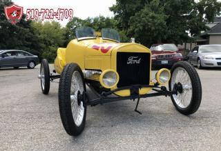 Used 1925 Ford Model T Speedster/RACER/ONTARIO REGISTRATION for sale in Cambridge, ON