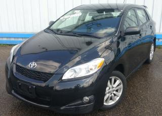 Used 2010 Toyota Matrix Hatchback *AUTOMATIC* for sale in Kitchener, ON