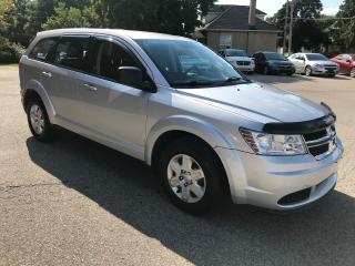 Used 2012 Dodge Journey ONE OWNER/NO ACCIDENT/CERTIFIED/WARRANTY INCL for sale in Cambridge, ON
