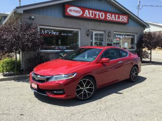Used 2016 Honda Accord Touring for sale in London, ON