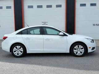Used 2014 Chevrolet Cruze LT Turbo for sale in Jarvis, ON